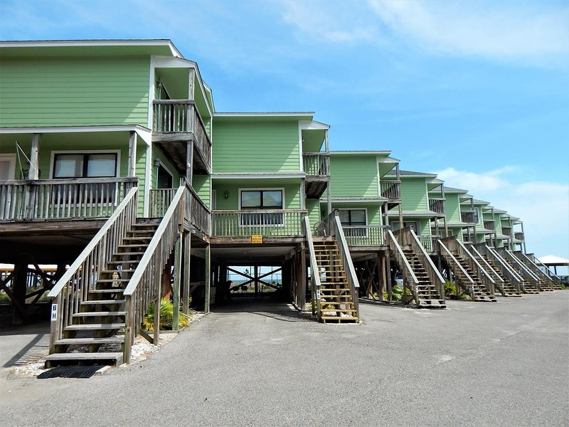 037 Sandcastle 6D, holiday rental in Dauphin Island