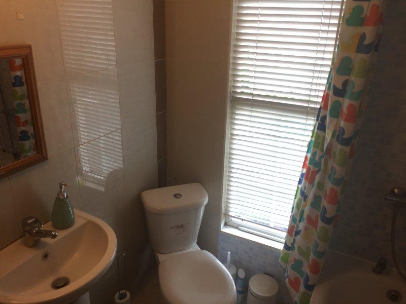 Additional shower on 1st floor image of shower on 2 nd floor