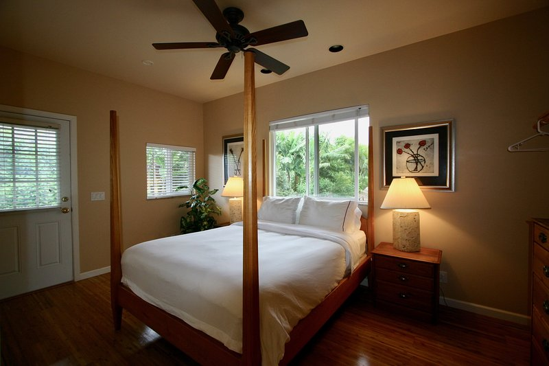 Beautiful Private Master Bedroom