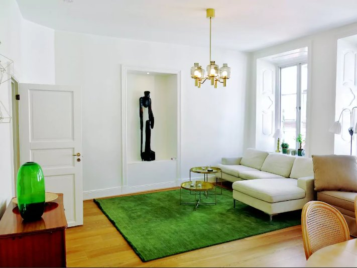 Stylish 2 room Old Town flat - MÄRTA, holiday rental in Stockholm