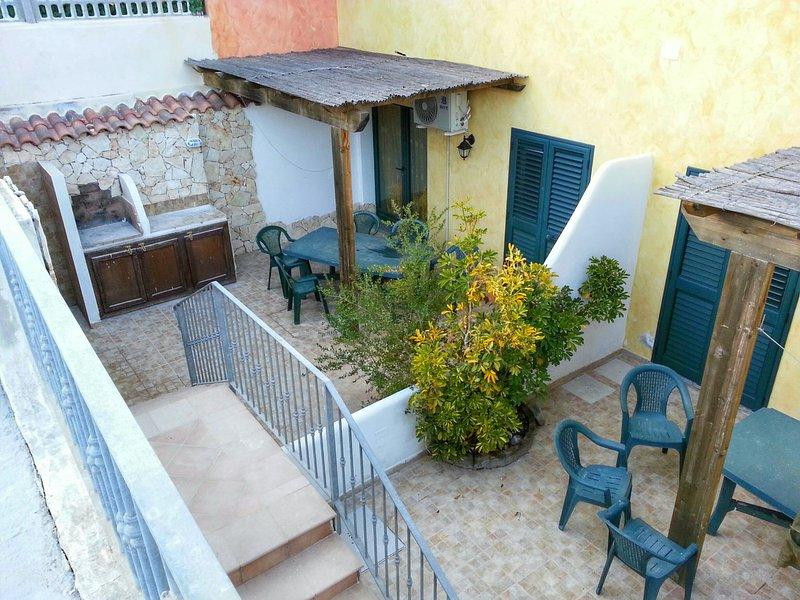 KITE HOME PORTO PINO, casa vacanza a Provincia di Carbonia-Iglesias
