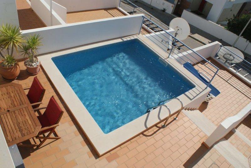 Villa with Seaview AL/11235, aluguéis de temporada em Luz