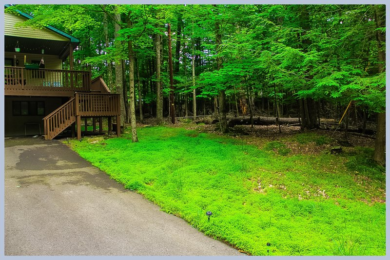 Poconos - Family Charming Home 4-BDR. Skiing, location de vacances à Lakeville