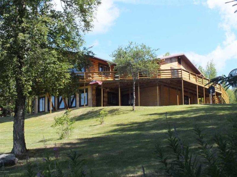 Alaska Creel and Cartridge Lodge, holiday rental in Soldotna