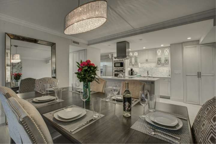 Luxuriously decorated condo is your perfect vacation retreat