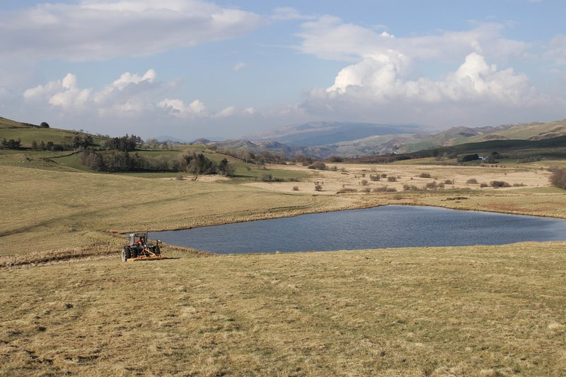 Wide open spaces in the Cambrian Mountains of mid Wales - relax in the peace and solitude, magical.