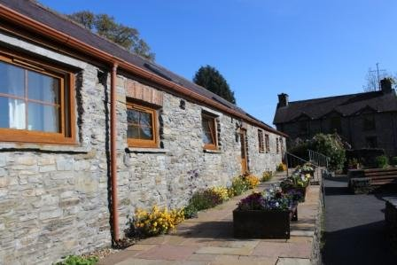 Beautiful stone cottages on a traditional farm in Mid Wales, stunning location - perfect relaxation.