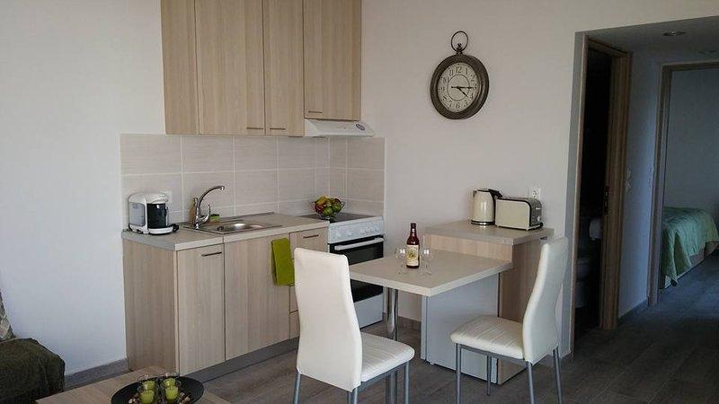 Nianthy Apartment #1 (1 bedroom), holiday rental in Ladiko
