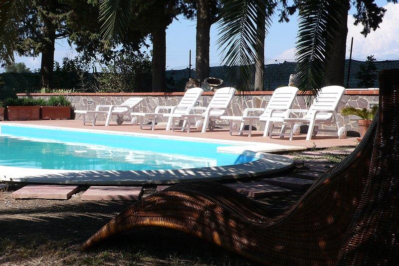 CASALE ACQUAVIVA, holiday rental in Campiglia Marittima