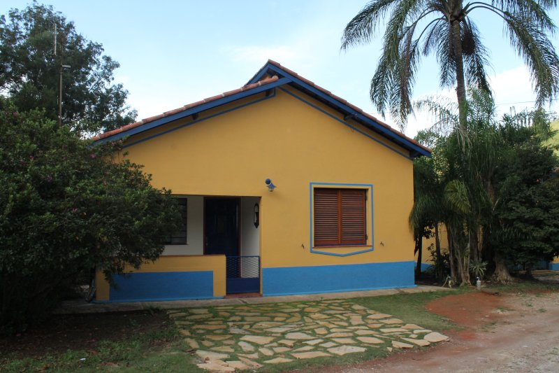 Quinta dos Paiva: Pausada na Naturesa com horta natural, sossego e turismo, holiday rental in Braganca Paulista
