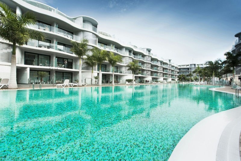 The Palmar White, location de vacances à Palm-Mar