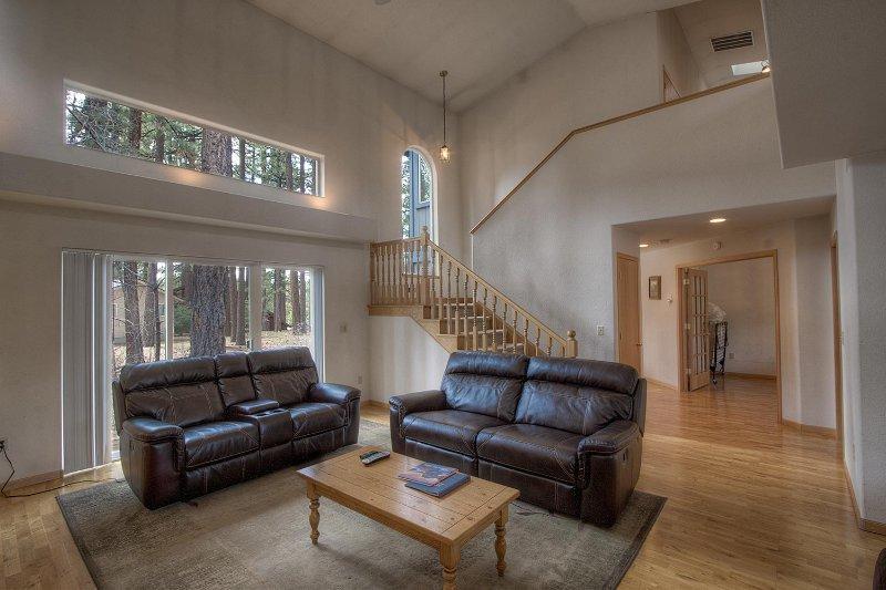 Canapé, meubles, Sol, Sol, intérieur
