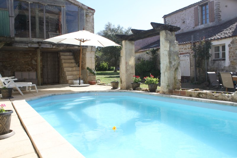 Les Hirondelles Vendee France, holiday rental in La Caillere-Saint-Hilaire