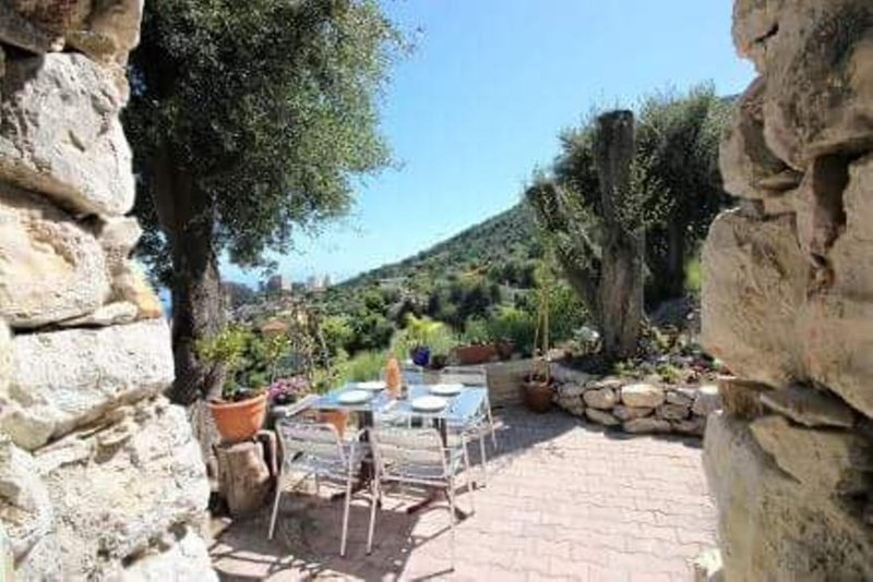 Le petit jardin exotique, holiday rental in Beausoleil