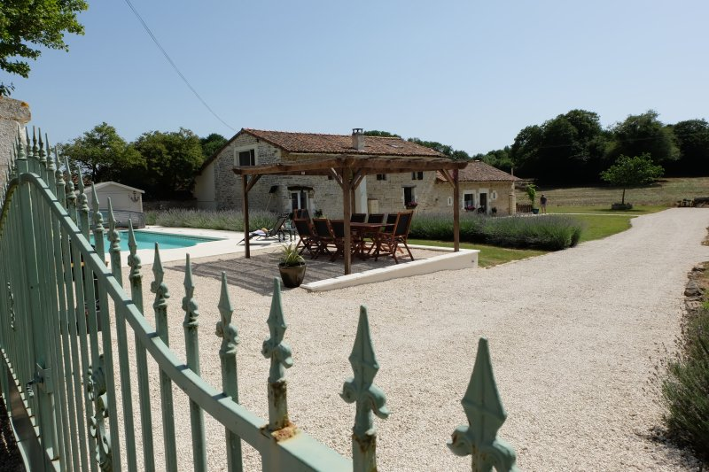 Welcome to Les Portes Vertes Holiday Gites - featuring The Farmhouse and The Stables