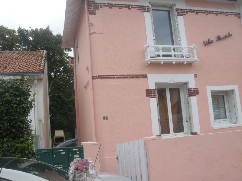 Studio 1er Etage, holiday rental in Saint-Brevin-les-Pins