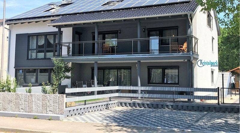 Pension Kristalpark, casa vacanza a Jettingen Scheppach