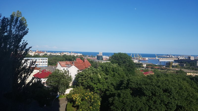 Harbour View Apartment, holiday rental in Eforie Nord