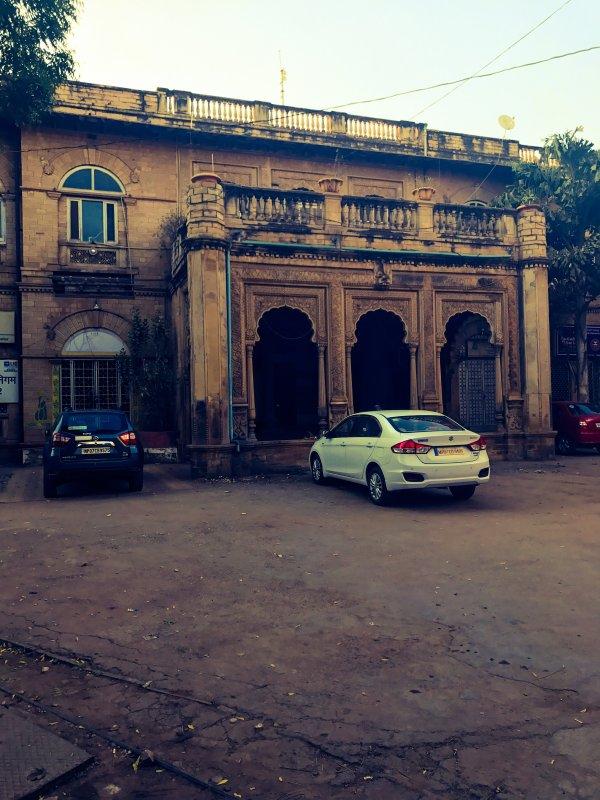 Dera Haveli- Front side