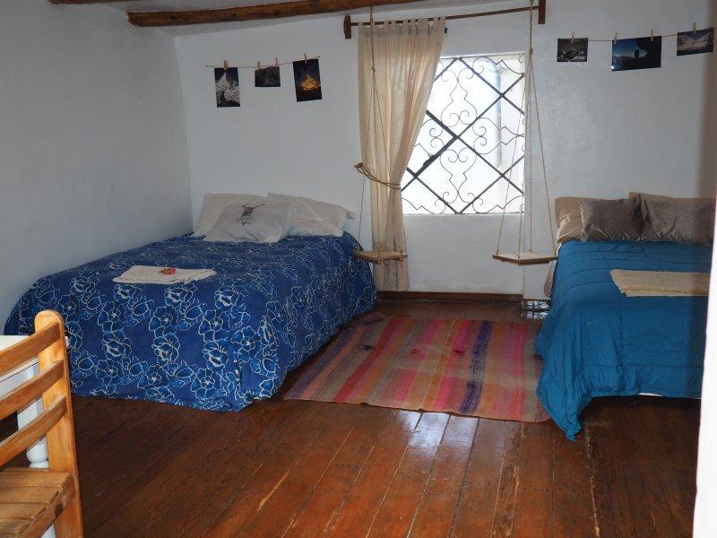 Appartement atypique au centre ville de Huaraz, location de vacances à Ancash Region