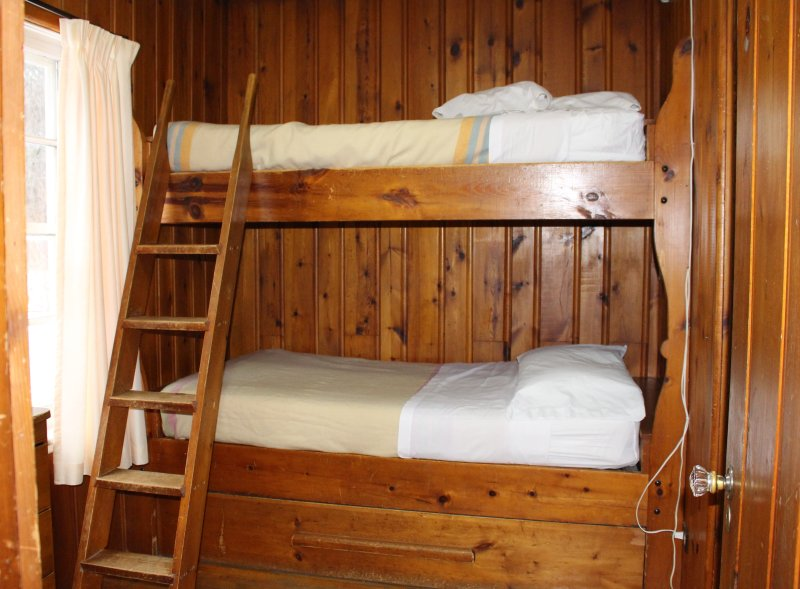 bunk beds in the third room