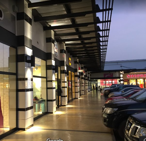 Junction Mall - 10 minutes car ride from Accra Serviced Villas.