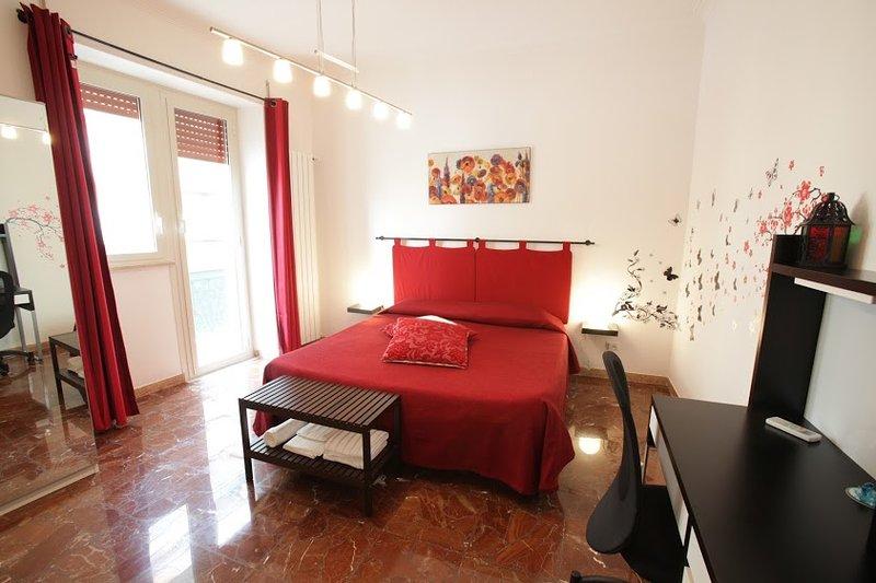 Michelangelo Apartment, location de vacances à Civitavecchia