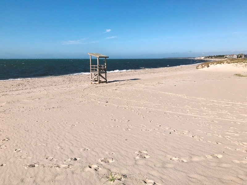 Soft white sand and gentle warm waters await you at South Middle beach! -South Yarmouth Cape Cod - New England Vacation Rentals