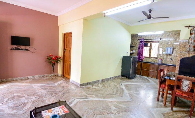 TripThrill Heaven 1 Bedroom Apartment, alquiler vacacional en Colva