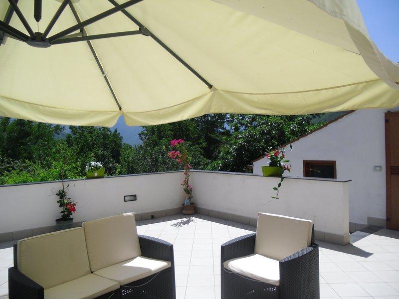 Le Terrazze sui Monti- Appartamento Titì, location de vacances à Pagani
