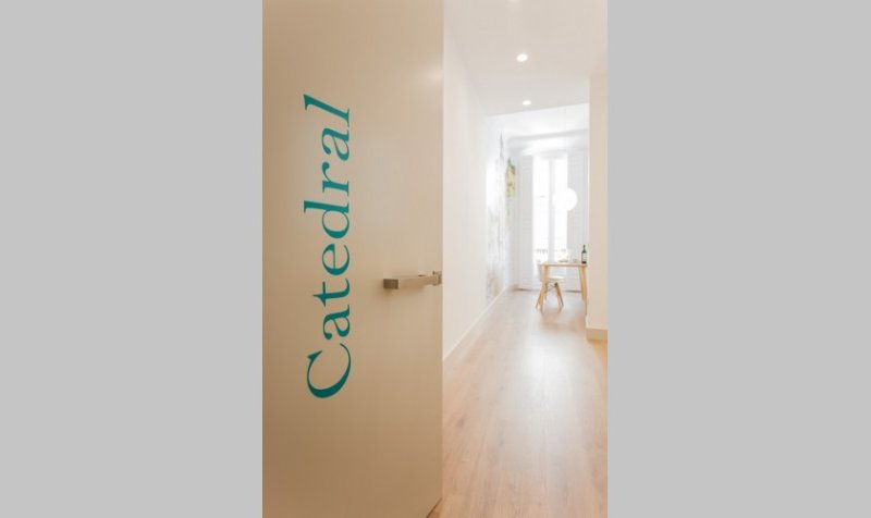 Private access - Flat 2 'CATEDRAL'