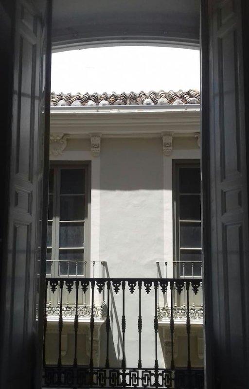 19th Century balcony
