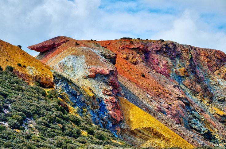 Parys,Copper Mountain Amlch