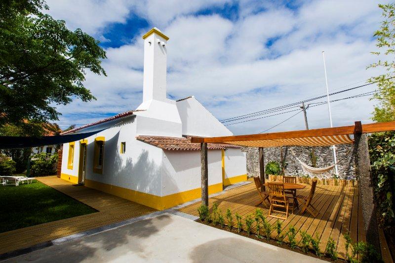 Casa Villa Cottage fresh and new, alquiler vacacional en Livramento