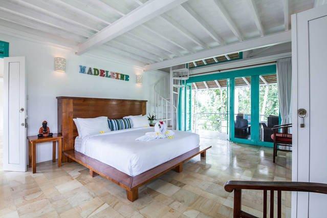 Madeleine Room with Mezzanine