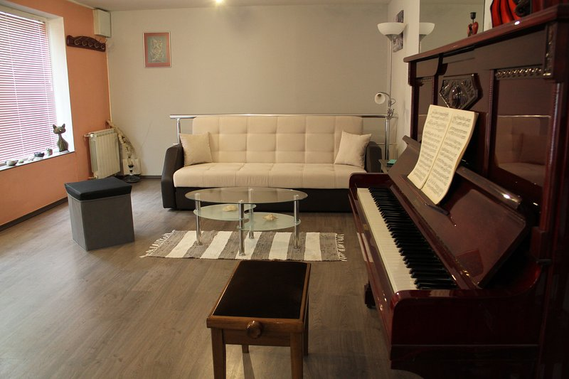 Art studio Sinchets - in the ♡ of Sofia, holiday rental in Sofia