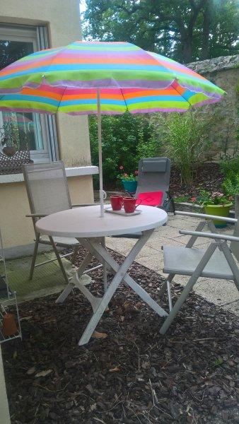 LE PUITS MEUBLE DE TOURISME A FONTAINEBLEAU 2 PERSONNES, vacation rental in Vernou-la-Celle-sur-Seine