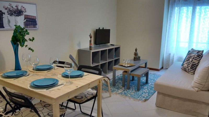 Férias Confortáveis em Porto, holiday rental in Avintes