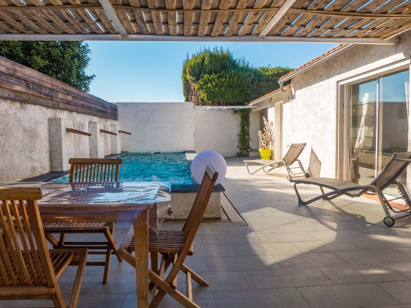 LES FONTAINES, vacation rental in Canet