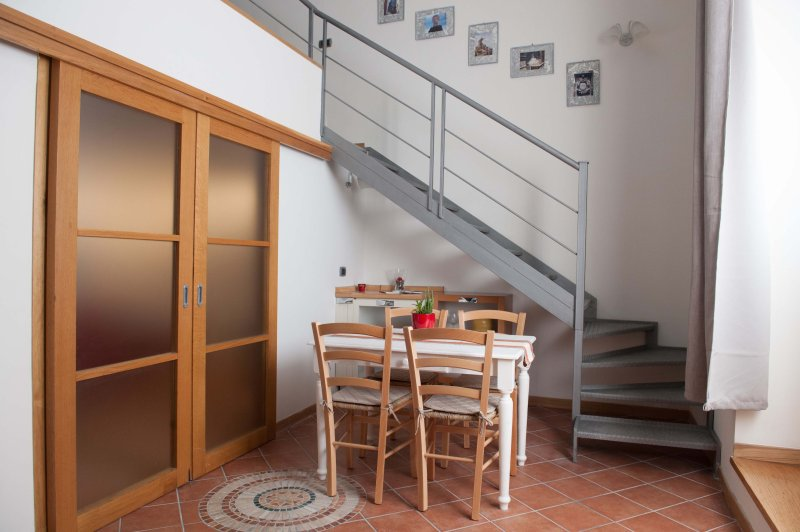 appartamento comodo e luminoso