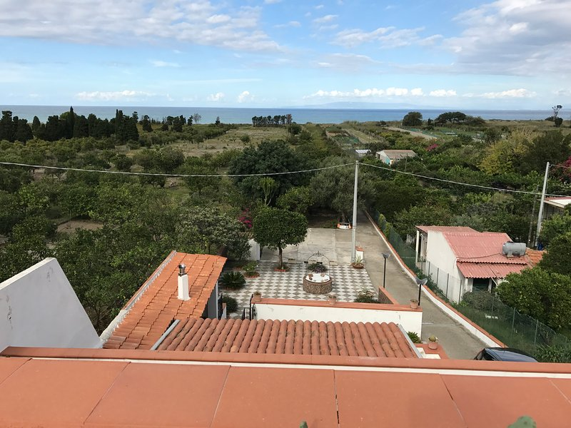DinaBeach Casabianca, holiday rental in Messina