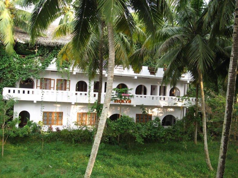 Jickys Nest, holiday rental in Varkala Town