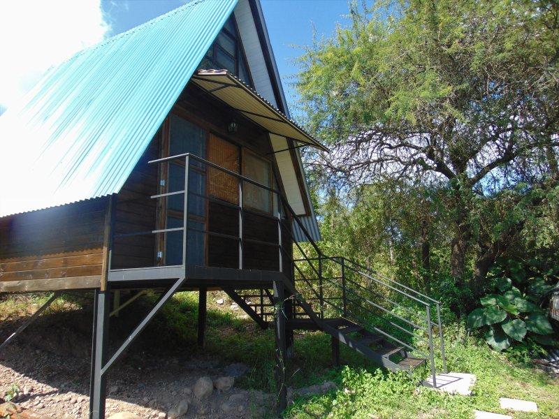 CABAÑAS XIBI XIBI - Bungalow Grande, holiday rental in Province of Jujuy