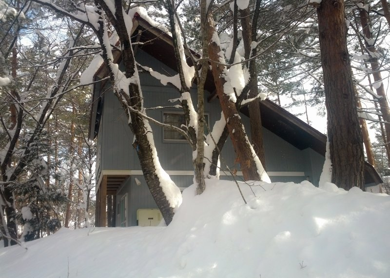 Perfectly positioned Blue Ridge Cottage, vacation rental in Hakuba-mura