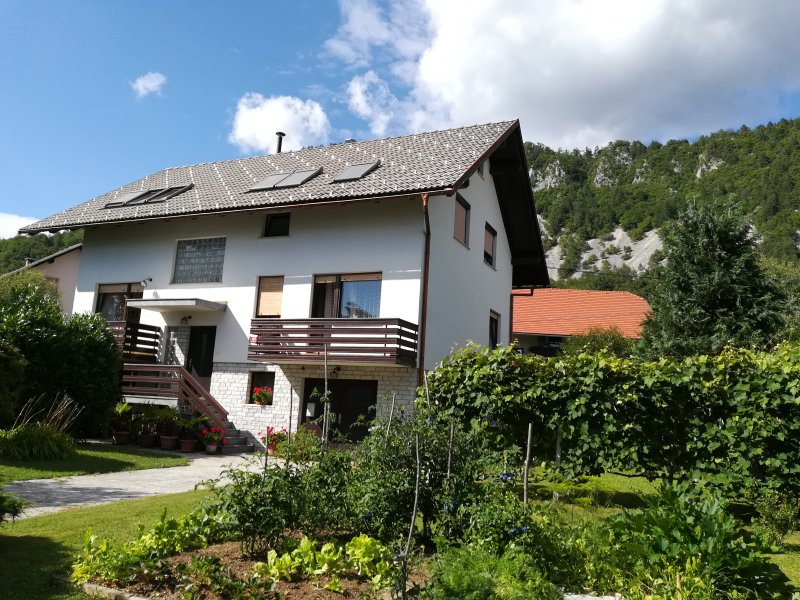 Apartment Ajdna / Whole flat in a house close to Bled, holiday rental in Bodental