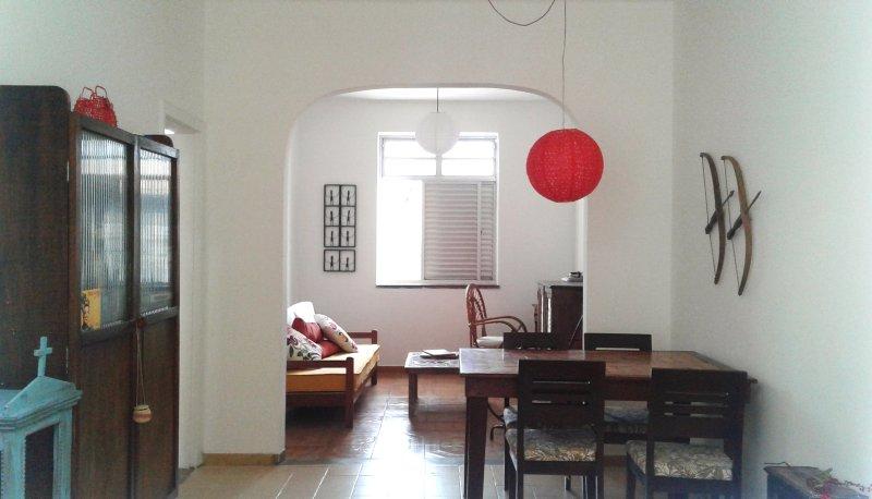 Una acogedora casa de 3 dormitorios en el corazón de Santo Antonio - barrio que rodea al Pelourinho.
