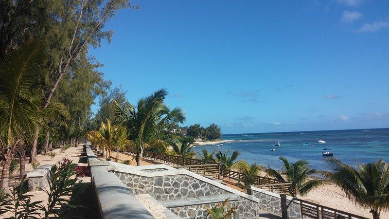 Bain Boeuf beach / beach