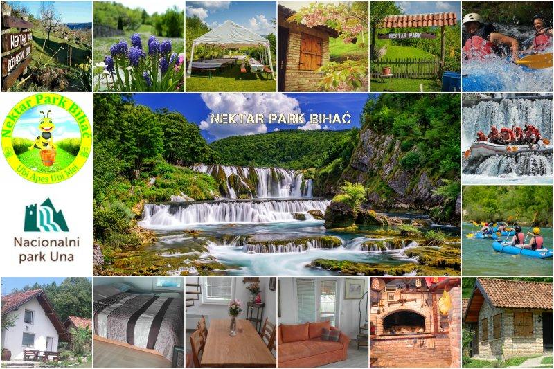 Nektar Park, alquiler vacacional en Bihac