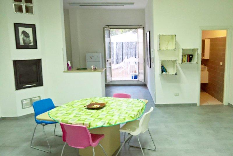 Casa vacanze  a pocki km da Galipoli, holiday rental in Collemeto