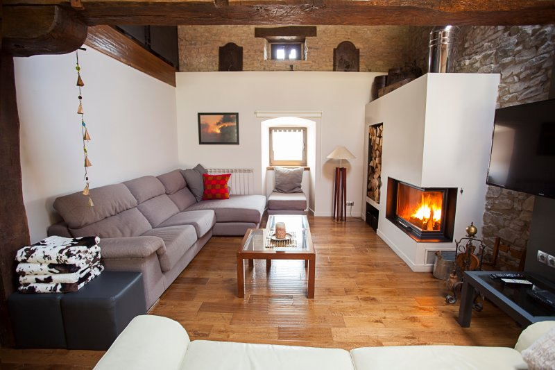 Casa Petra, holiday rental in Navarra